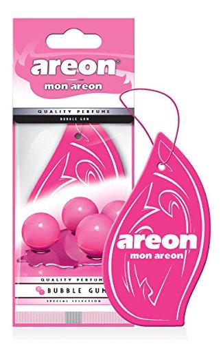 Areon Mon Ambientador Coche Bubble Gum Chicle Rosa