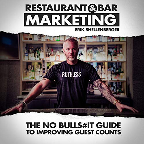 Restaurant & Bar Marketing audiobook cover art
