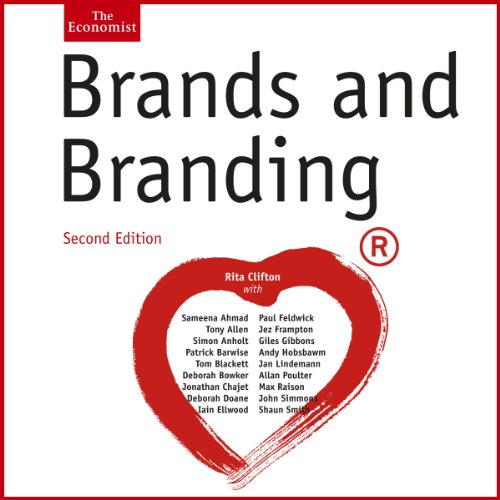 Brands and Branding cover art