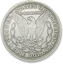 Tandy Leather Morgan Dollar Concho Eagle 1-1/2