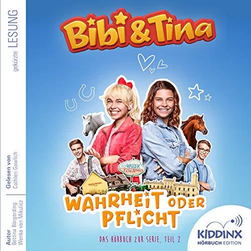 Bibi & Tina - Wahrheit oder Pflicht. Hörbuch zur Serie - Vol. 2 Titelbild
