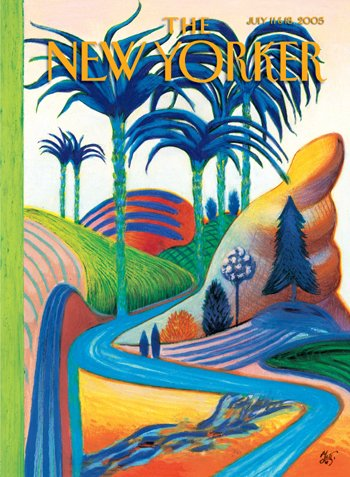 The New Yorker (July 11 & 18, 2005) - Part 2 audiobook cover art