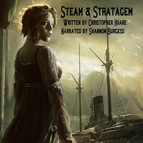 Steam and Stratagem audiobook cover art