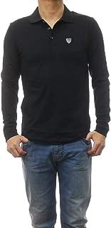 [EMPORIO ARMANI(エンポリオアルマーニ)] EA7 長袖ポロシャツ 8NPF95 PJ03Z メンズ [並行輸入品]
