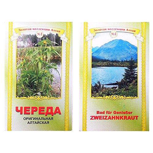 Zweizahnkraut Bidens Tripartita 50g Bad Kräuter Altai Badekräuter череда