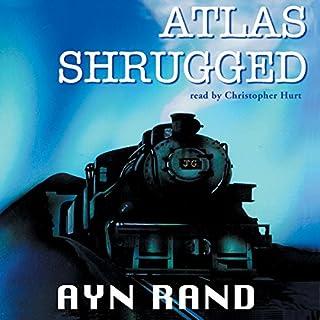 Atlas Shrugged audiobook cover art