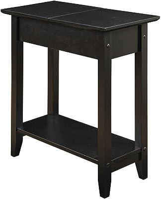 Amazon Com Frenchi Home Furnishing Round End Table
