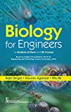 Biology for Engineers: For Students of BTech and BE Courses (English Edition)