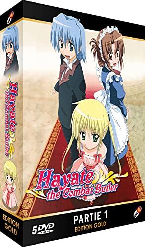 Hayate The Combat Butler-Saison 1-Partie 1 [Édition Gold]