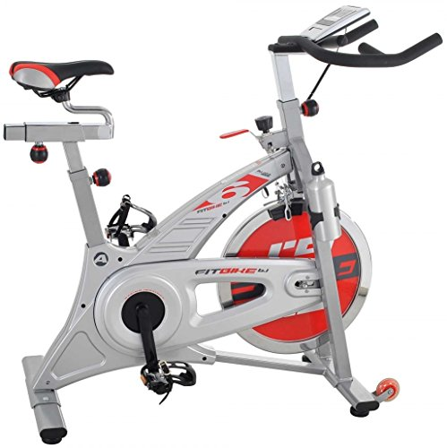 Atala Home Fitness ciclocamera fitbike 6.1+ volano 18kg con display (Spin bike) / indoor training fitbike 6.1+ fliwheel 18kg with display (Spin bike)