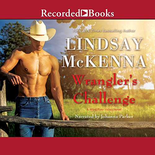 Wrangler's Challenge audiobook cover art