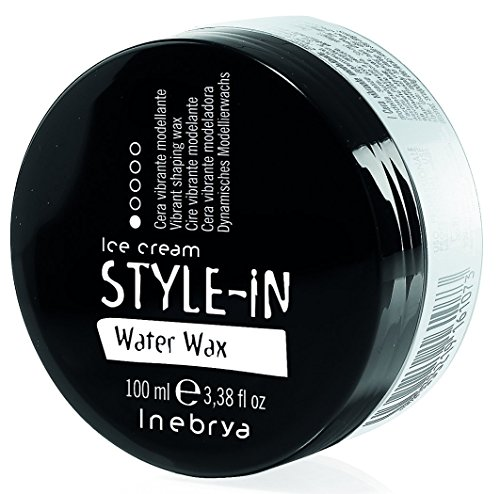 Inebrya WATER WAX 100 ML - Vibrant Shaping Wax