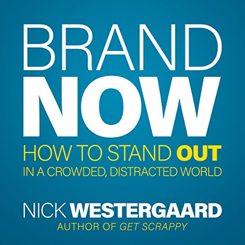 Brand Now audiobook cover art