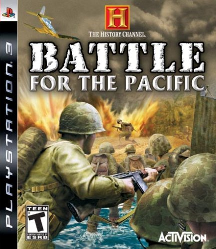 The History Channel: Battle For The Pacific [Edizione : Germania]