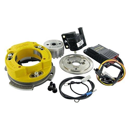 Allumage à rotor interne MALOSSI MHR - MBK-Flipper 50