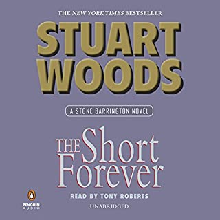 The Short Forever audiobook cover art