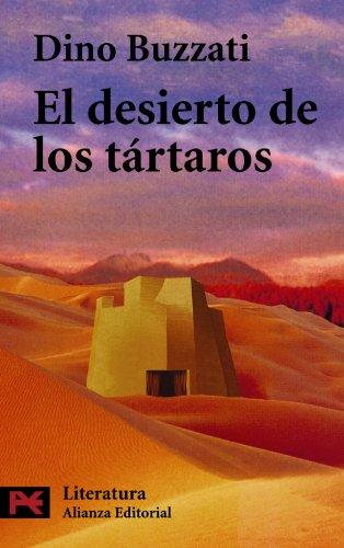 El desierto de los tártaros: 5529 (El Libro De Bolsillo - Literatura)