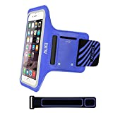 EOTW Sports Armband for iPhone Samsung BQ 4.7inch Blue_Bracelet for 4.7 inches