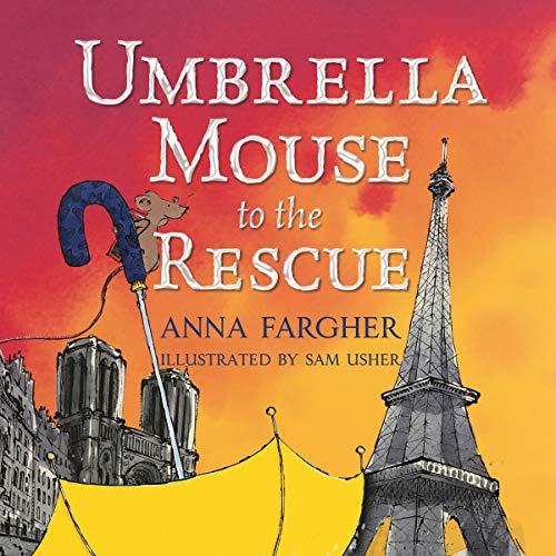Umbrella Mouse to the Rescue cover art