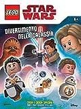 Star Wars. Lego. Super album. Divertimento nella galassia. Con gadget