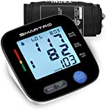 Blood Pressure Monitor Upper Arm - Digital Automatic Large Cuff BP Monitor for Home Use, 2x90 Memories, Storage Bag Included