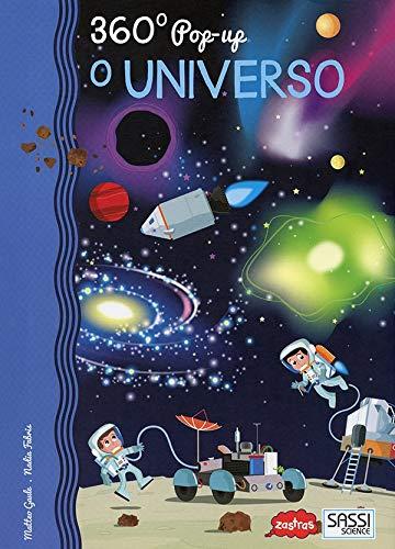 O universo : 360 Pop-up