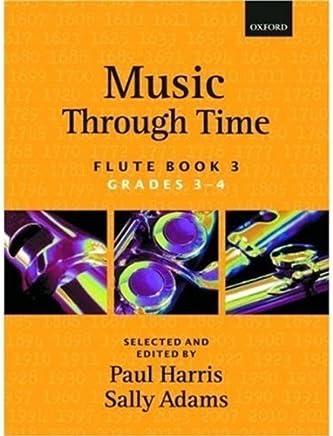 Music through Time Flute Book 3 (Bk. 3) by Paul Harris Sally Adams(1997-02-27)