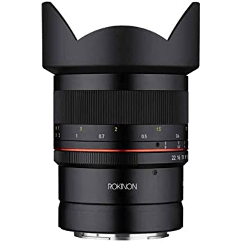 Rokinon 14mm F2.8 Ultra Wide Angle Weather Sealed Lens for Nikon Z Mirrorless Cameras