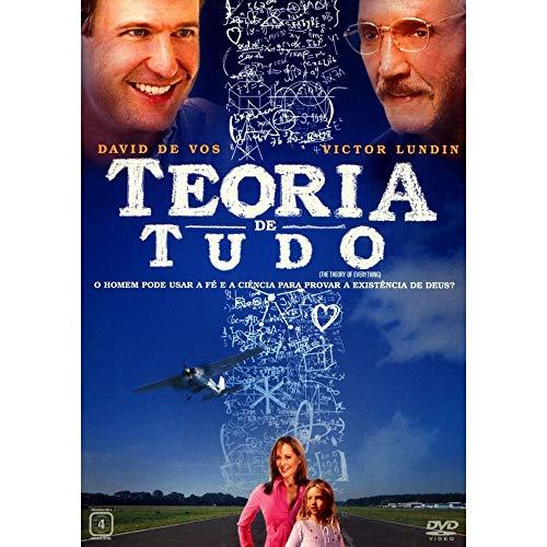 DVD Teoria de Tudo