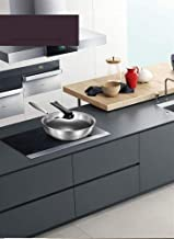 Woks Stainless Steel Saucepan, Cooker Honeycomb 304 Stainless Steel Wok Nonstick Skillet Without Oil Censer