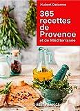 365 recettes de Provence et de Méditerranée