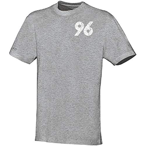 Unbekannt Hannover 96 Jako Replika T-Shirt (S, grau)