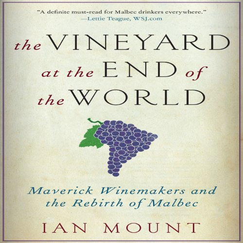 The Vineyard at the End of the World audiobook cover art