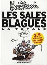 Vuillemin - Les Sales Blagues de l'Echo La Totale (volumes de 1 à 13) de Vuillemin