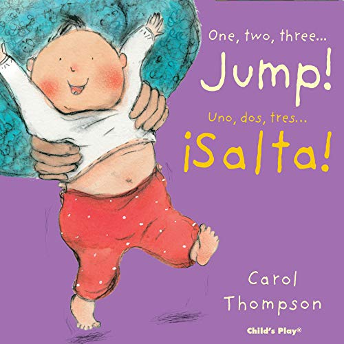 Jump!/¡salta! (Little Movers (Bilingual))