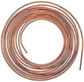 comprar comparacion Maso - Juego de cables de freno (3/16 pulgadas, acero interior, tubo de aceite, revestimiento de cobre, 10 m, con 20 tuerc...