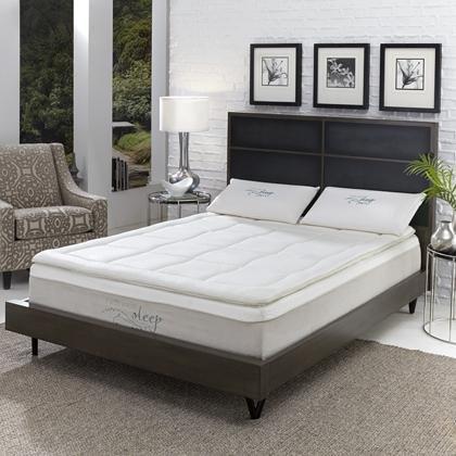 "Natures Sleep 13PT350 13"" Gel Infused Memory Foam Pillowtop Mattress (Queen)"