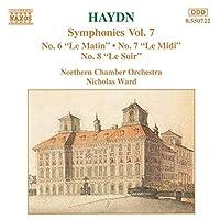 Haydn:Syms.6, 7, 8