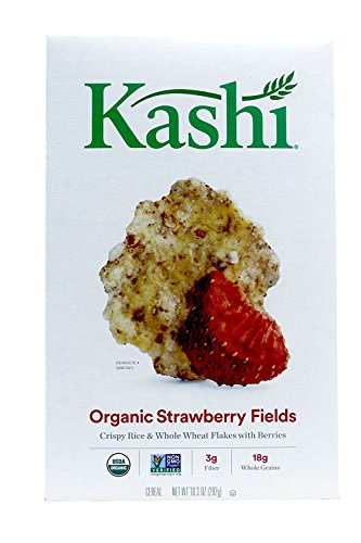 Organic Food Kashi Strawberry Fields Cereal