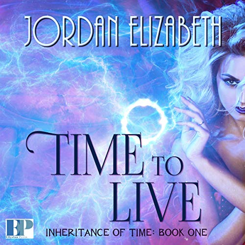 Time to Live audiobook cover art
