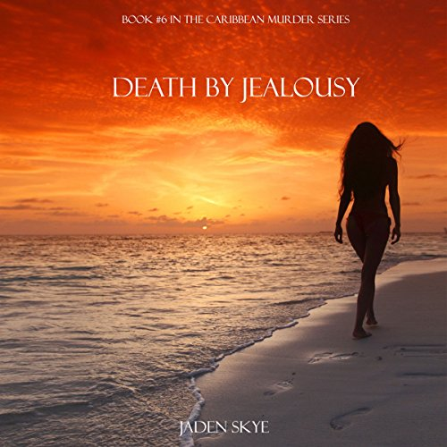 Death by Jealousy audiobook cover art