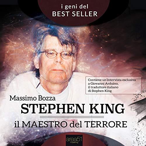 Stephen King: Il maestro del terrore cover art