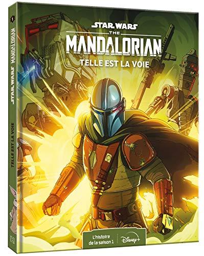 STAR WARS - Les Histoires The Mandalorian - L'intégrale de la saison 1 - Telle est la voie