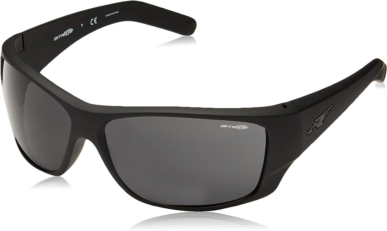 ARNETTE Men's An4215 Heist 2.0 Rectangular Sunglasses