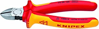 KNIPEX - 70 08 160 SBA Tools - Diagonal Cutters, 1000V Insulated (7008160SBA)