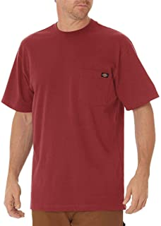 Dickies Mens Short Sleeve Heavyweight Crew Neck Tee