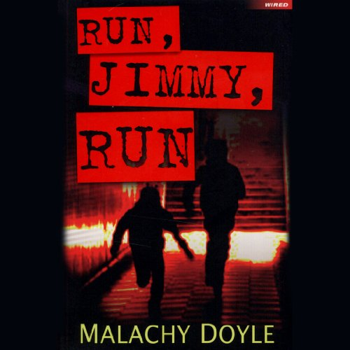 Couverture de Run, Jimmy, Run