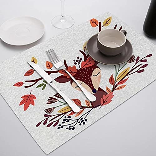 Bombing free shipping Fuwatacchi Owl Dining Pads Table Max 81% OFF
