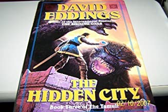 The Hidden City (The Tamuli, Book 3) Hardcover – August 9, 1994