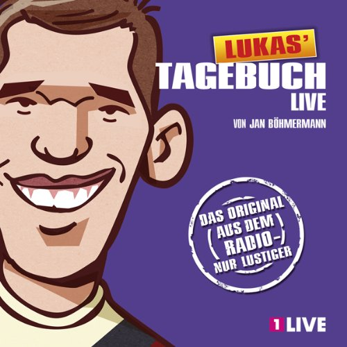 Lukas Tagebuch Live audiobook cover art